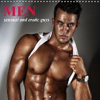 Men . sensual and erotic guys (Wall Calendar 2015 300 × 300 mm S - zum Schließen ins Bild klicken