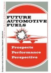 Future Automotive Fuels