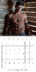 Men . sensual and erotic guys (Wall Calendar 2015 300 × 300 mm S