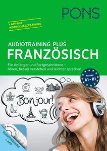 PONS Audiotraining Plus Französisch
