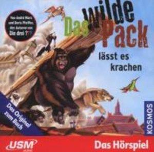 Das wilde Pack Folge 4: Das Wilde Pack lässt es krachen (Audio-C
