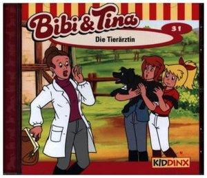 Bibi und Tina 31. Die Tierärztin. CD