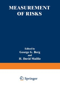 Measurement of Risks