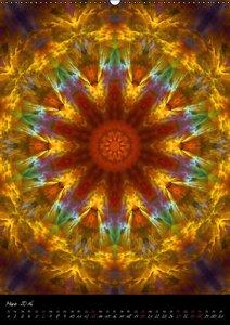 Mandala - Esoterik & Meditation (Wandkalender 2016 DIN A2 hoch)