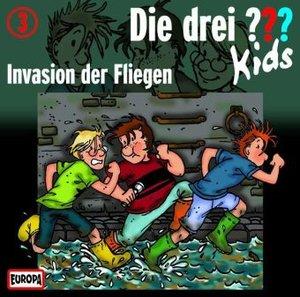 Die drei ??? Kids 03: Invasion der Fliegen