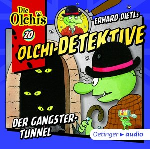 Olchi-Detektive 20 Der Gangster-Tunnel (CD)