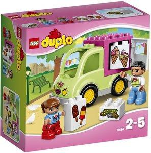 LEGO Duplo 10586 - Eiswagen