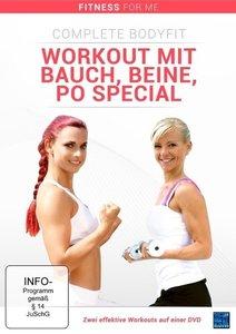 Complete Bodyfit - Workout mit Bauch, Beine, Po Special
