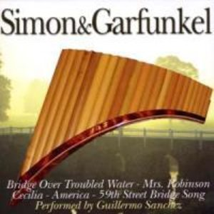 Panpipes Play,Simon & Garfunk