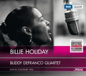Billie Holiday & Buddy DeFranco Quartet 1954