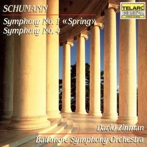 Sinfonien 1 & 4