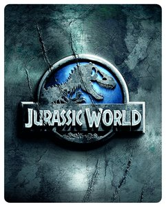 Jurassic World Ltd. Steelbook Edition