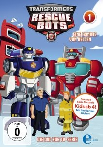 (1)DVD TV-Eine Familie Von Helden