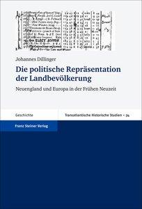 Die politische Repräsentation der Landbevölkerung