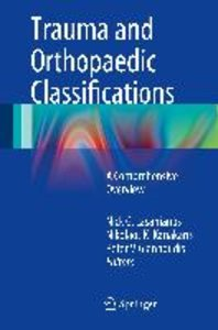 Trauma and Orthopaedic Classifications