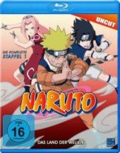 Naruto - Staffel 1- Das Land der Wellen
