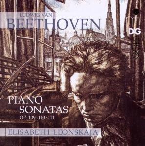 Klaviersonaten Opp.109-111