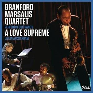 Coltrane's A Love Supreme - Live in Amsterdam