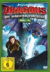 Dragons - Die Wächter von Berk - Volume 4