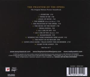 The Phantom of the Opera/OST