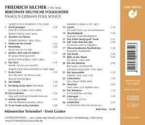 Berühmte Deutsche Volkslieder