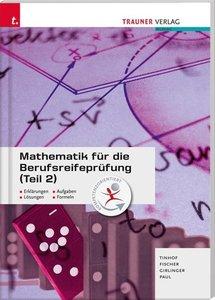Mathematik für die Berufsreifeprüfung 2