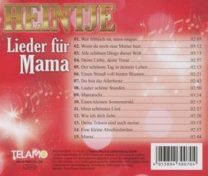 Lieder für Mama