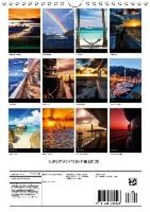 SUPERYACHTS IN THE MOOD (Wall Calendar 2015 DIN A4 Portrait)