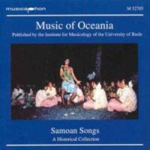 Music Of Oceania: Samoan Songs