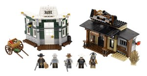 LEGO® Lone Ranger 79109 - Duell in Colby City