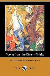 Poems from the Divan of Hafiz (Dodo Press)