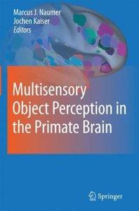 Multisensory Object Perception in the Primate Brain