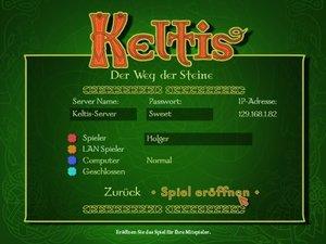 Keltis - Das PC-Spiel von Reiner Knizia