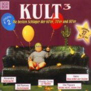 Kult3 - Die Besten Schlager Vol. 2