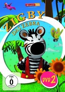 Zigby, das Zebra DVD 2
