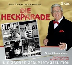 """Die Heckparade """"Meine Hitparadenjahre"""""""
