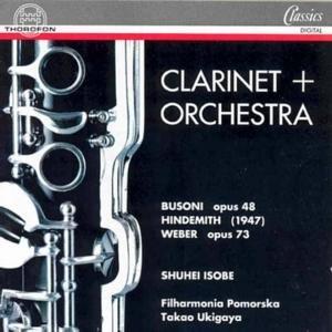 Clarinet+Orchestra