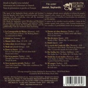 A Collection Of Ladino Songs