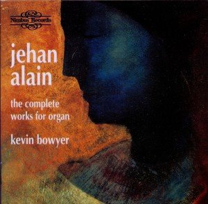 Alain Organ Works Cpl.