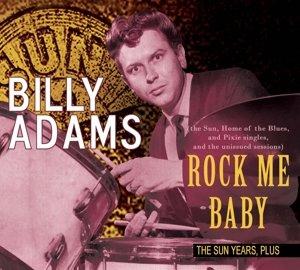 Rock Me Baby The Sun Years,Plus