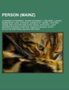 Person (Mainz)