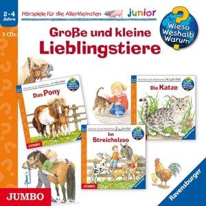 Grosse Und Kleine Lieblingstiere (Box)