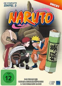Naruto - Staffel 3: Folge 53-80