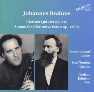 Klarinettenquintett/-Sonate