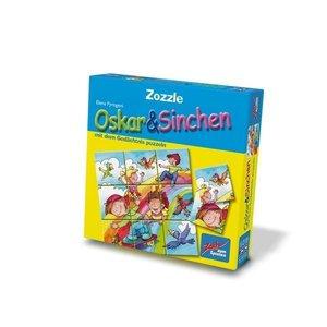 Noris 601131900 - Zozzle: Oskar & Sinchen