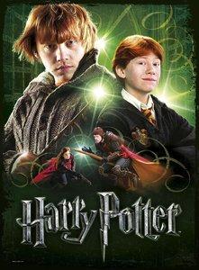Wrebbit 3D(TM) Harry Potter Poster Puzzle RON WEASLY 500 Teile