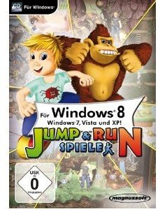 Jump & Run Spiele für Windows 8