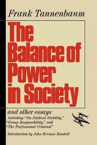The Balance of Power in Society