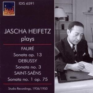 Jascha Heifetz Spielt Französische Musik