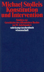 Konstitution und Intervention